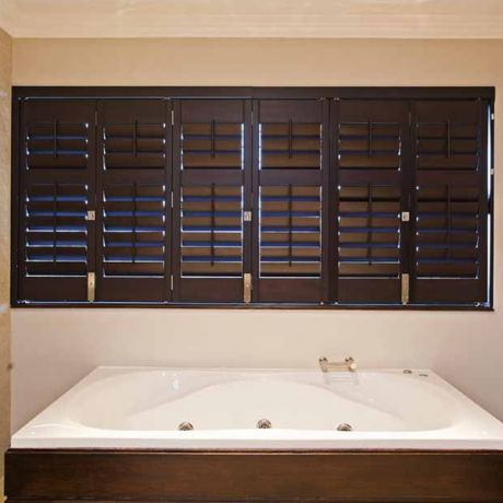Domestic Shutters Basswood Shutters