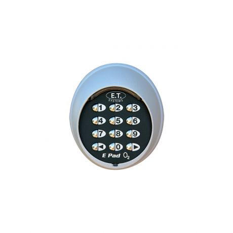 Remotes, Receivers and Access Control ET  E-Pad O2 Wireless Keypad