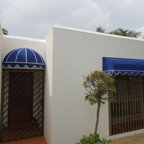 Awnings Material Awnings