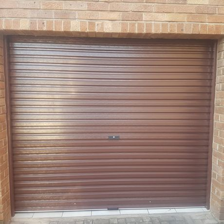 Garage Doors Roll-Up Garage Door