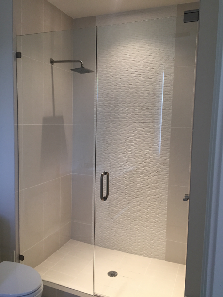 Showers Frameless Showers