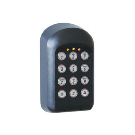 Remotes, Receivers and Access Control SMARTGUARD – HARD-WIRED ACCESS CONTROL KEYPAD